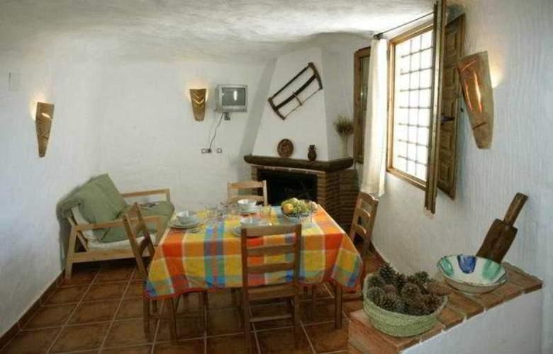Casas Cuevas El Mirador de Galera - Room - 7