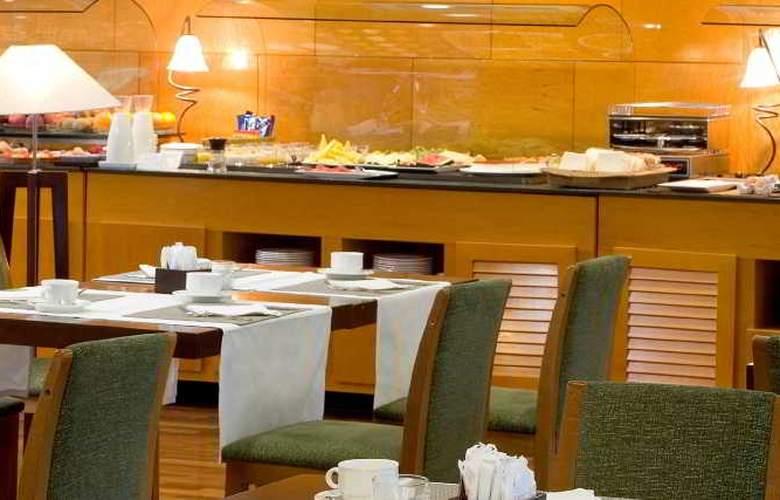 Eurostars Atlántico - Restaurant - 9