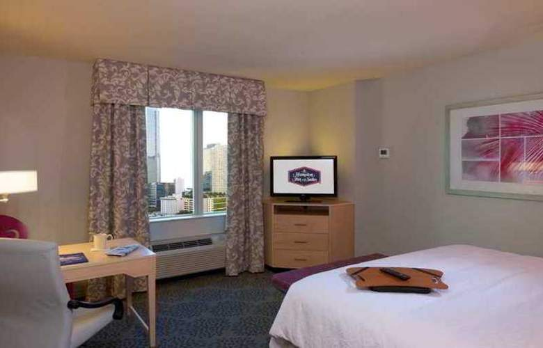 Hampton Inn and Suites Miami Brickell Downtown - Room - 10