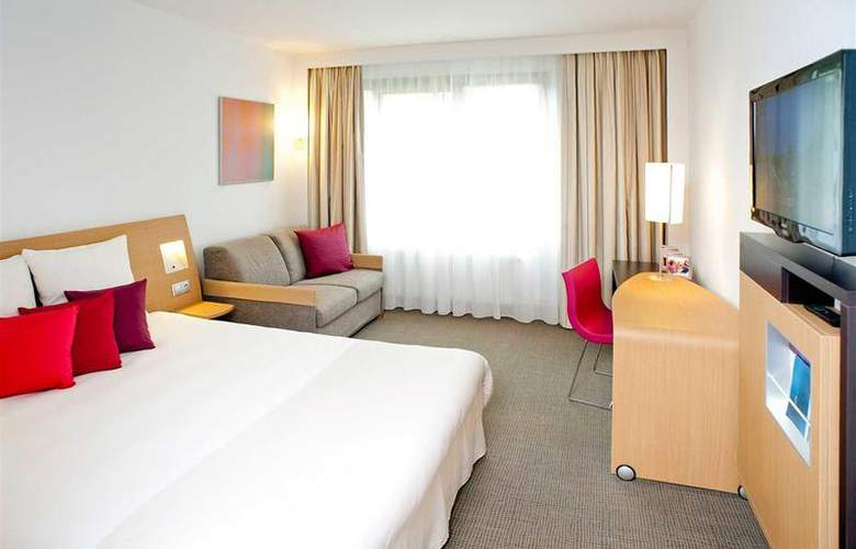 Novotel Wroclaw - Room - 10