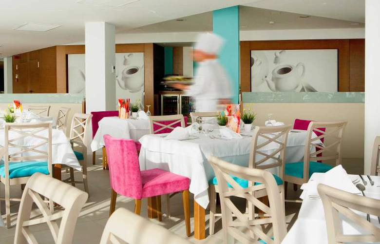 JS Palma Stay - Restaurant - 7