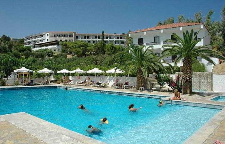 Glikorisa Beach - Pool - 4