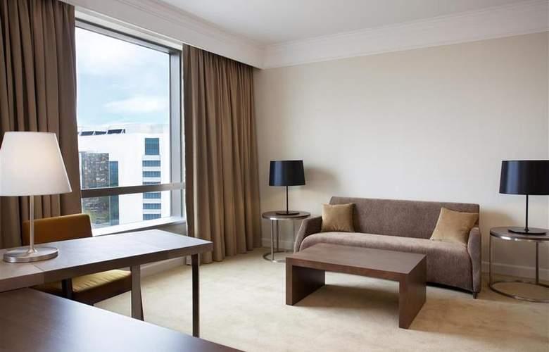 Hyatt Regency Belgrade - Hotel - 7