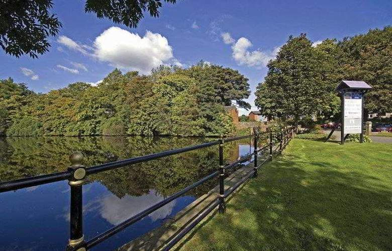 Best Western Bolholt Country Park - Hotel - 11