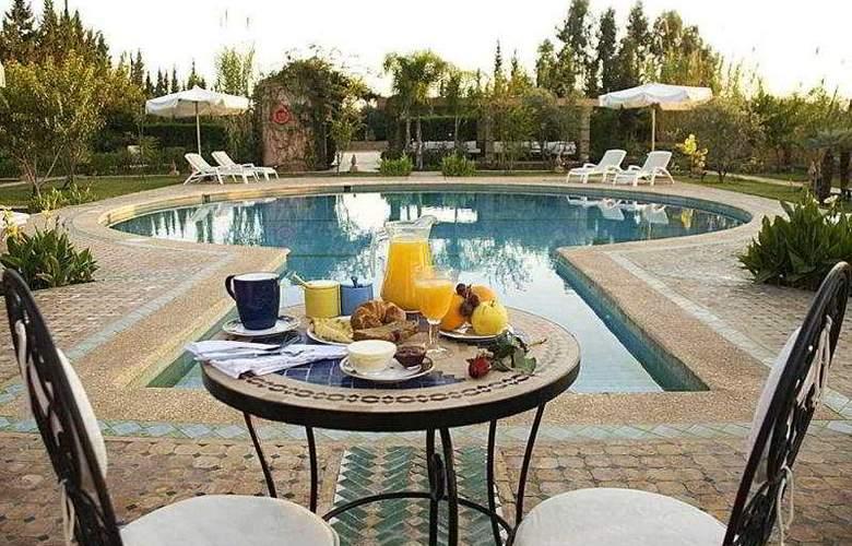 Marquise Villa - Pool - 3