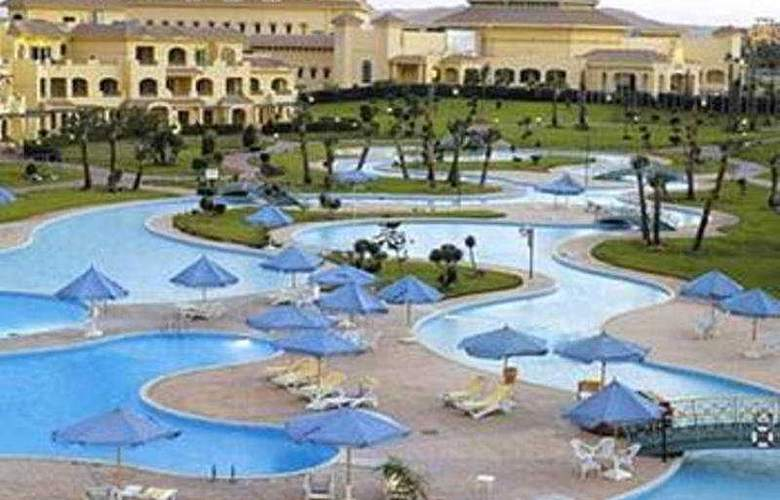 Movenpick Cairo Media City - Pool - 1