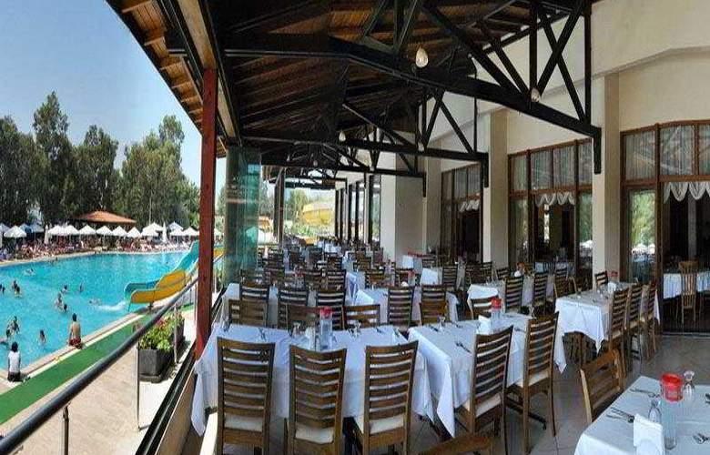 Halic Park - Restaurant - 9