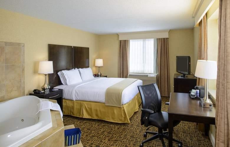 Holiday Inn Express Philadelphia Penns Landing - Room - 18
