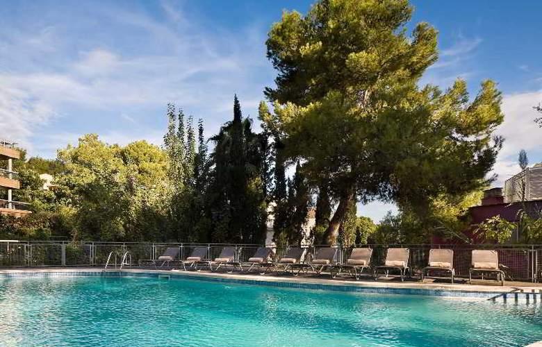 NH Ciutat De Mallorca - Pool - 11