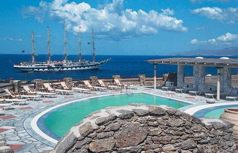 Porto Mykonos - Pool - 6