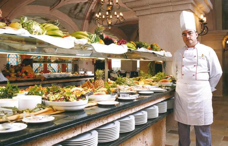 Marina d'Or Hotel 5 Estrellas - Restaurant - 26