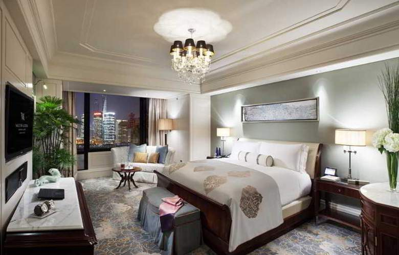 Waldorf Astoria Shanghai on the Bund - Room - 27