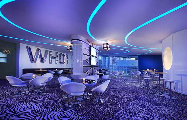 Hard Rock Hotel Panama Megapolis - Bar - 34