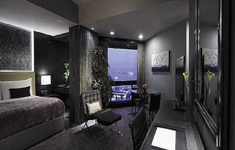 Traders Hotel Manila - Room - 7