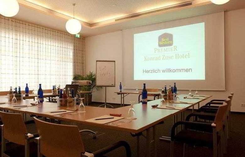 Best Western Premier Konrad Zuse Hotel - Hotel - 7