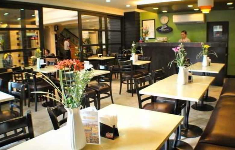 Fersal Hotel Diliman - Restaurant - 20