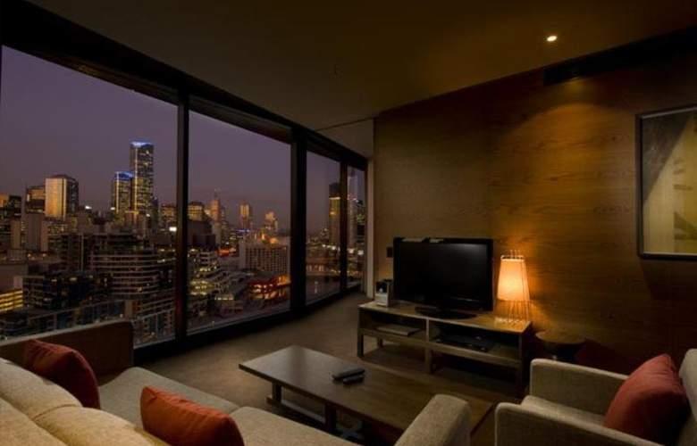 Hilton Melbourne South Wharf - Room - 19