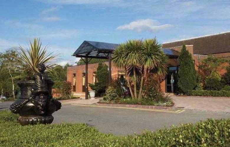 Best Western Premier Leyland - Hotel - 26