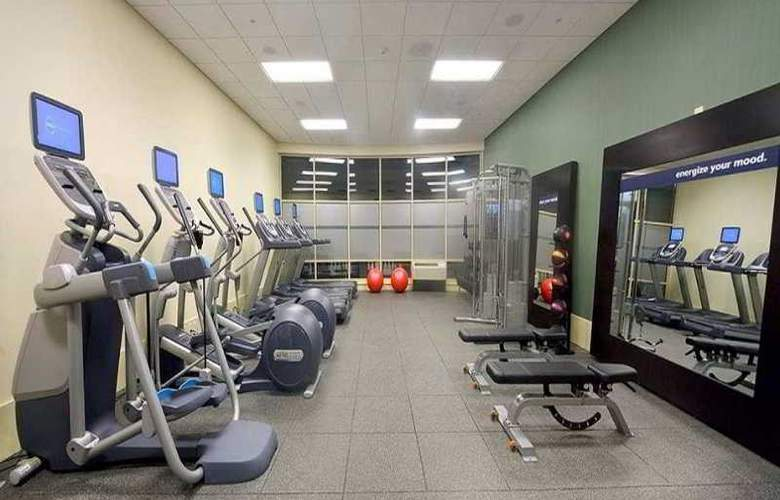 Hampton Inn and Suites Raleigh/Crabtree Valley, NC - Sport - 4