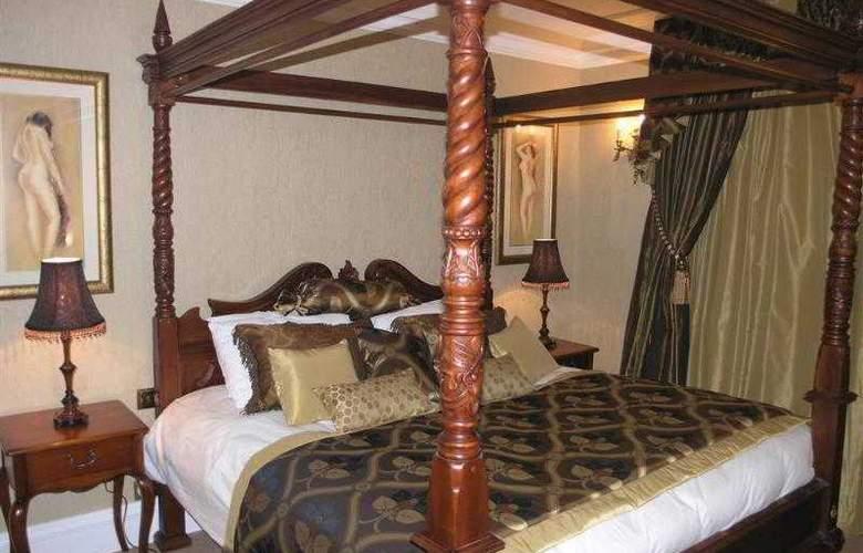Best Western West Retford - Hotel - 34