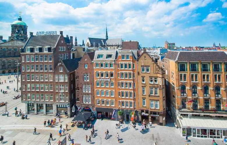 Swissotel Amsterdam - Hotel - 0