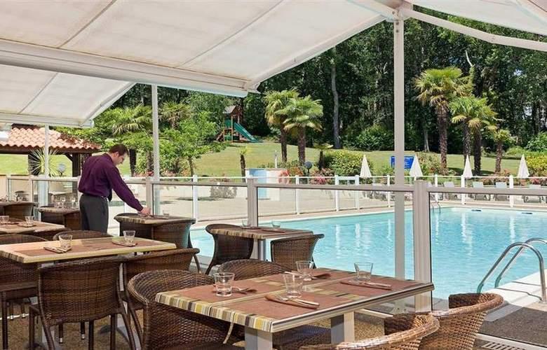 Novotel Biarritz Anglet Aeroport - Restaurant - 32