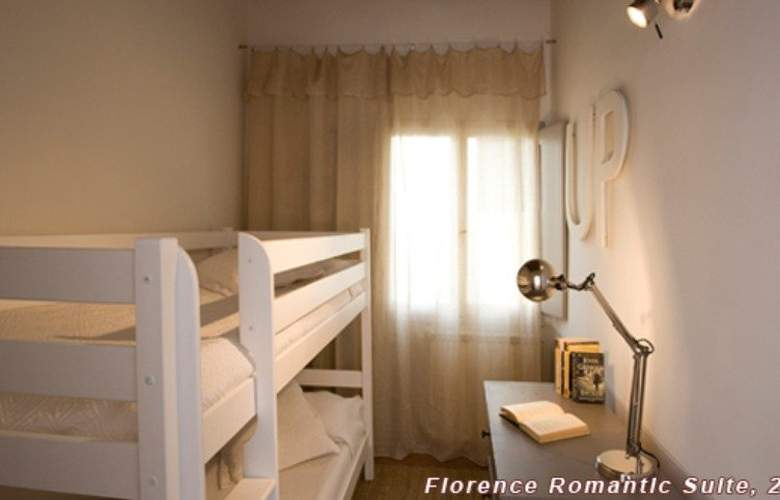 Florence Apartments - Room - 3