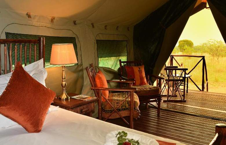 Kwafubesi Tented Safari Camp - Room - 16