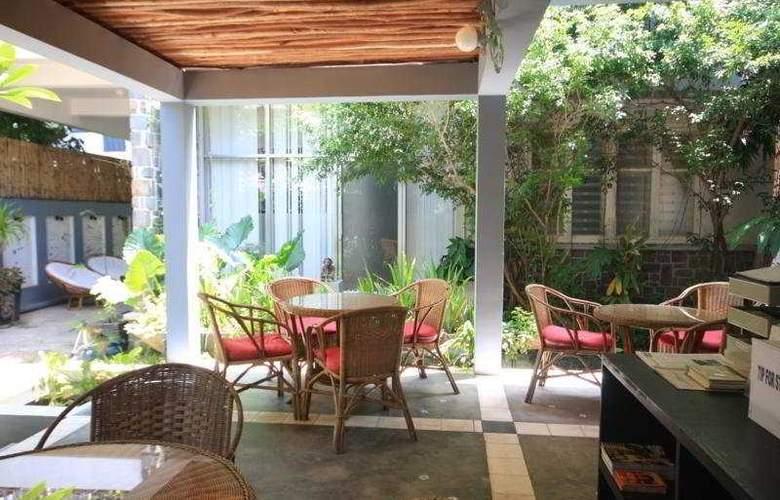 Frangipani Villa 60s - Restaurant - 5
