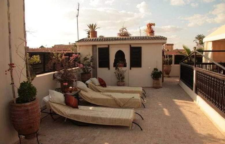 Riad Diana - Terrace - 12