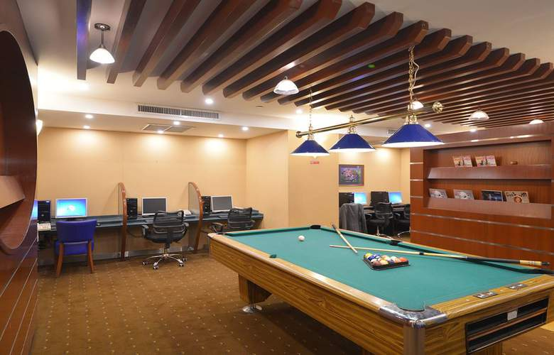 Holiday Inn Kuwait Al Thuraya City - Services - 4