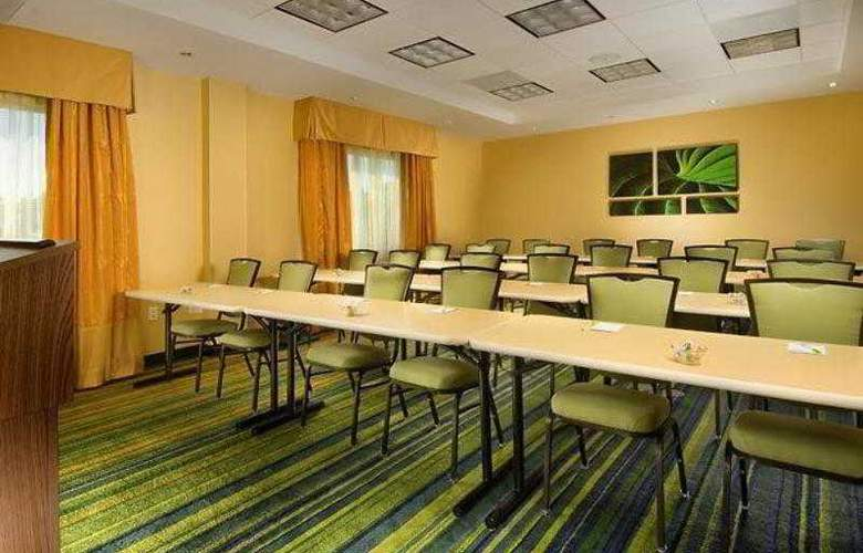 Fairfield Inn & Suites Baltimore BWI Airport - Hotel - 9