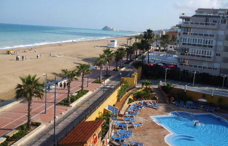 Gran Hotel Peñiscola - Beach - 53