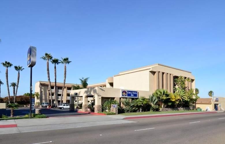Best Western Plus Chula Vista Inn - Hotel - 13