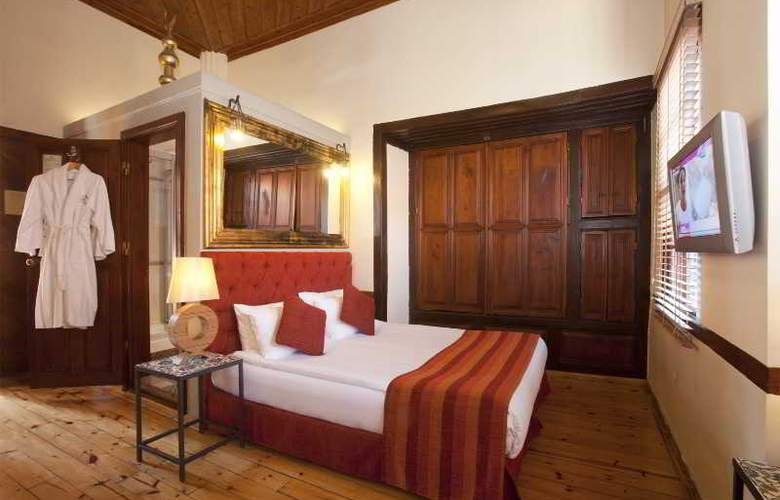 Alp Pasa Hotel - Room - 8