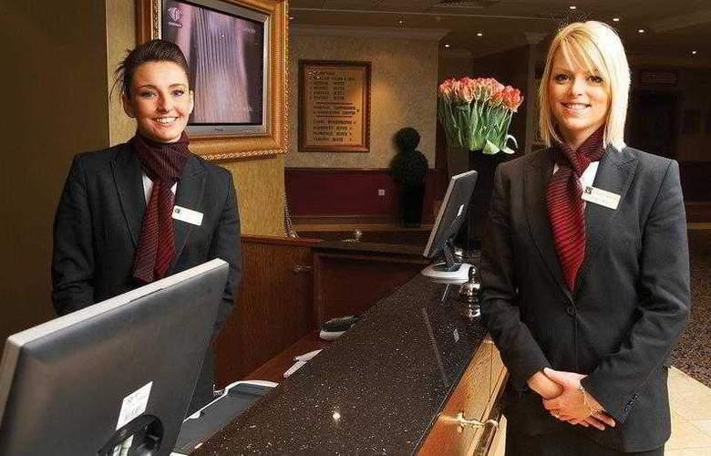 Best Western Premier Leyland - Hotel - 20