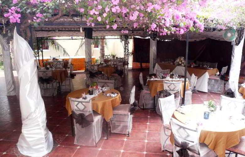 Les Flamboyants Saly - Restaurant - 13