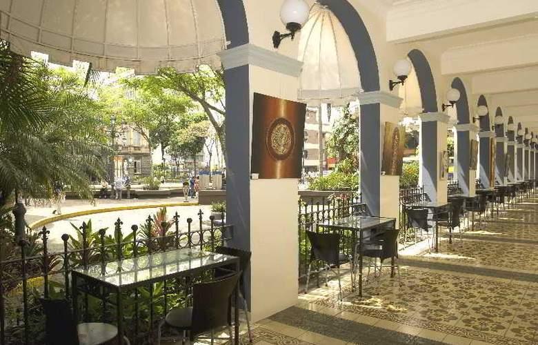 Gran Hotel Costa Rica - Restaurant - 6