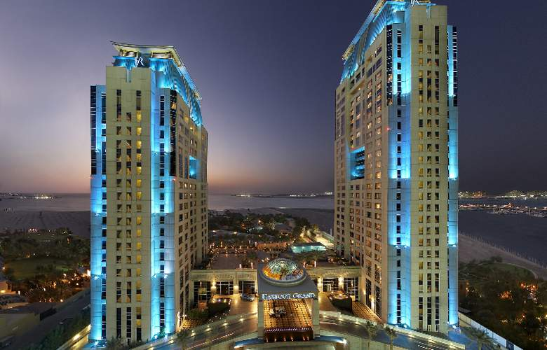 Habtoor Grand Beach Resort & Spa - Hotel - 4