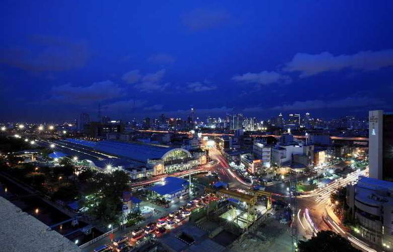 Prime Hotel Central Station Bangkok - Hotel - 5
