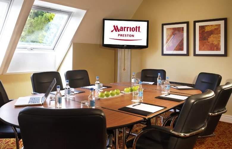 Marriott Preston - Conference - 7
