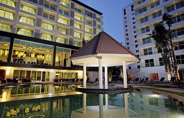 Centara Pattaya Resort - Pool - 20