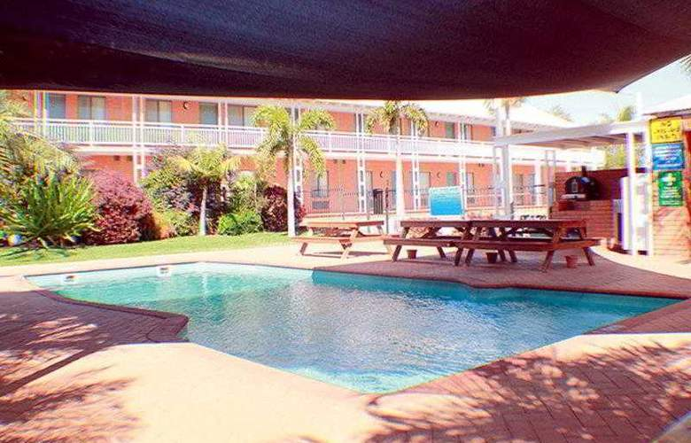 BEST WESTERN Karratha Central Apartments - Hotel - 12