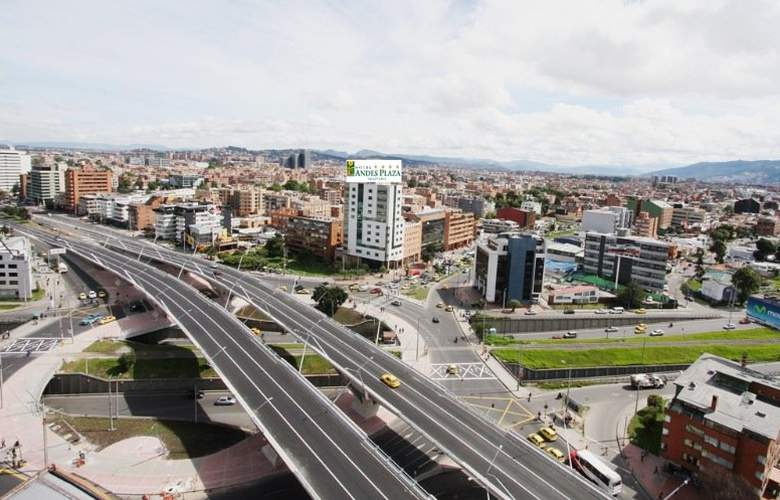 Andes Plaza - General - 4