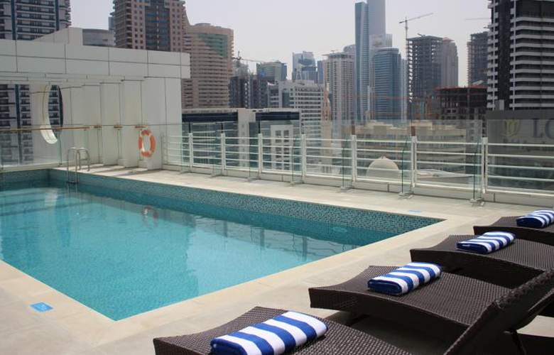 Jannah Marina Bay Suites - Pool - 7