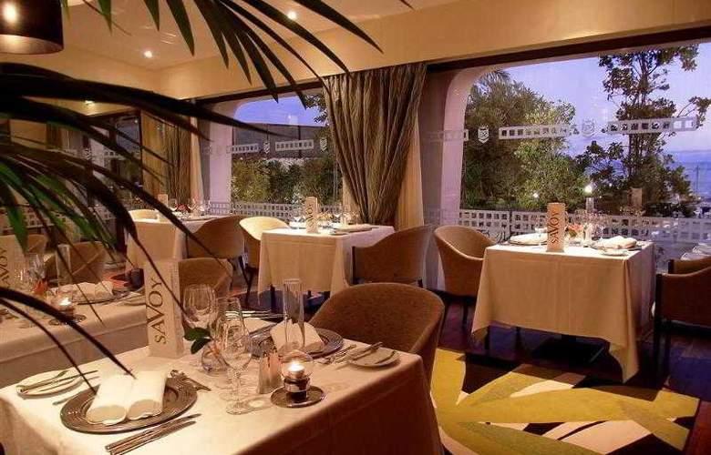 Savoy Gardens - Restaurant - 10