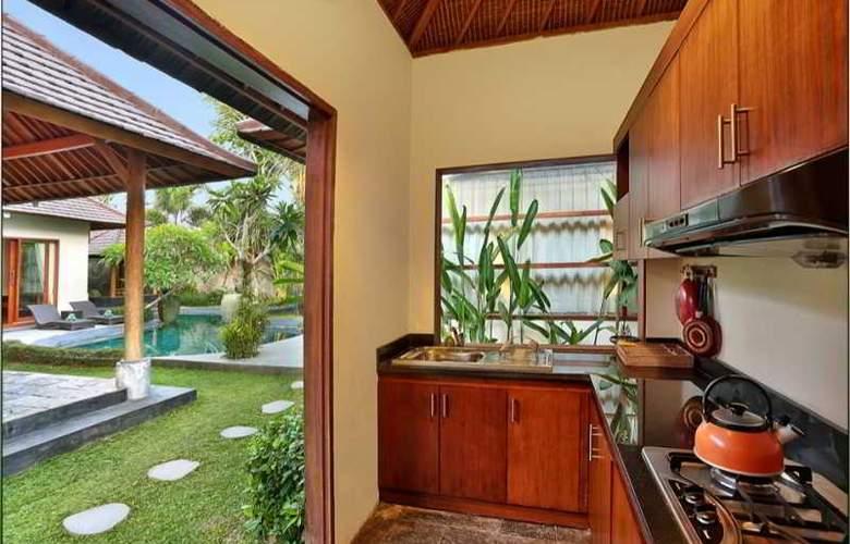 D´bulakan Kampung Villa Ubud - Room - 6
