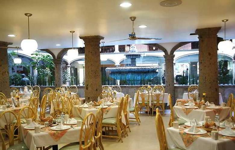Posada Guadalajara - Restaurant - 8