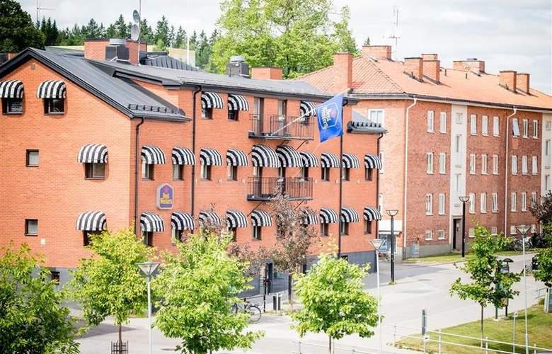 BEST WESTERN Hotell Hudik - Hotel - 4