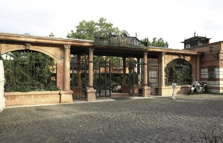 Sultanahmet Palace Istanbul (Otel Sultanahmet Sarayı) - Hotel - 1